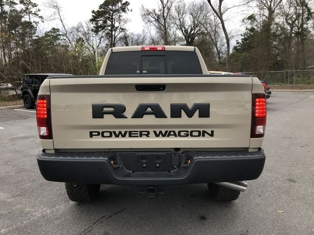 2018 Ram 2500 Crew Cab 4x4,  Pickup #181952 - photo 4