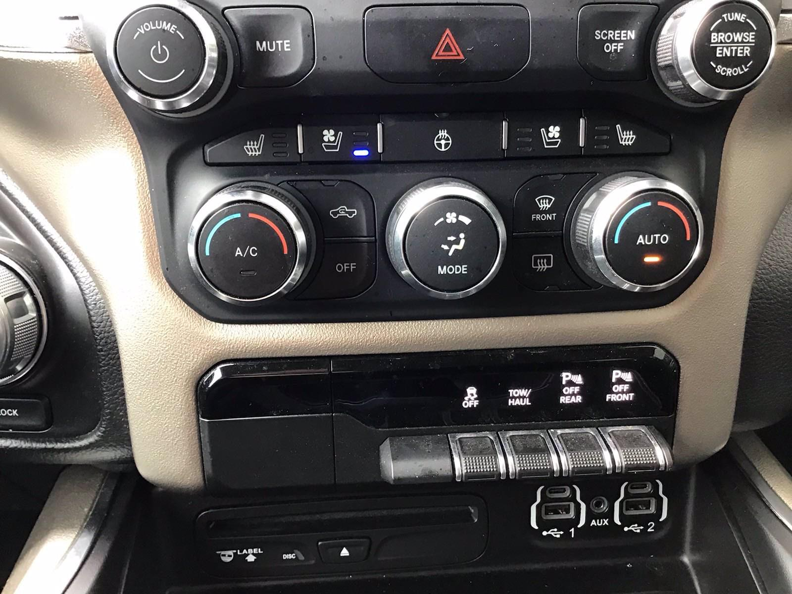 2019 Ram 1500 Crew Cab 4x2,  Pickup #190090 - photo 34