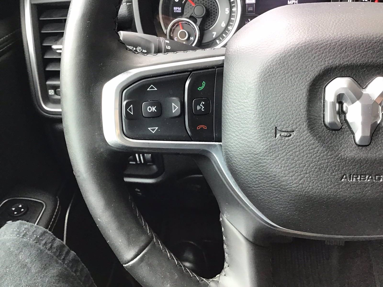 2019 Ram 1500 Crew Cab 4x2,  Pickup #190090 - photo 38