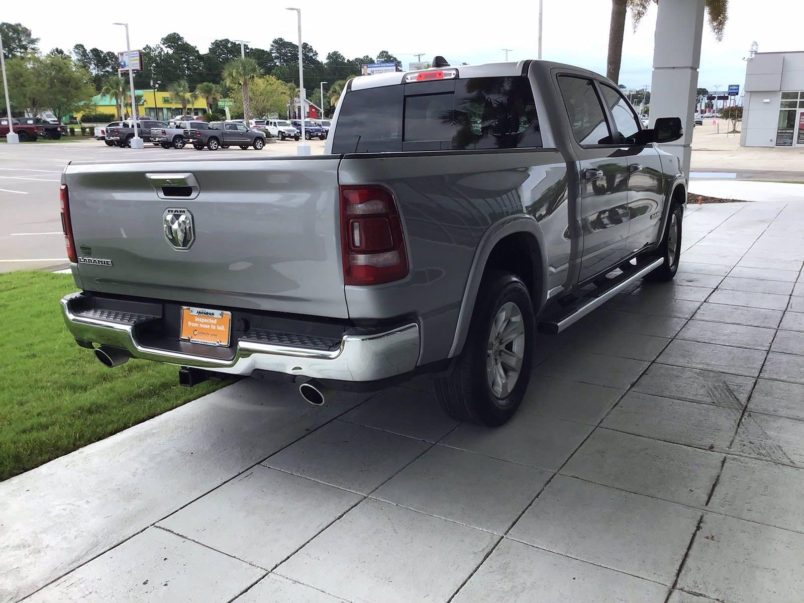 2019 Ram 1500 Crew Cab 4x2,  Pickup #190090 - photo 8