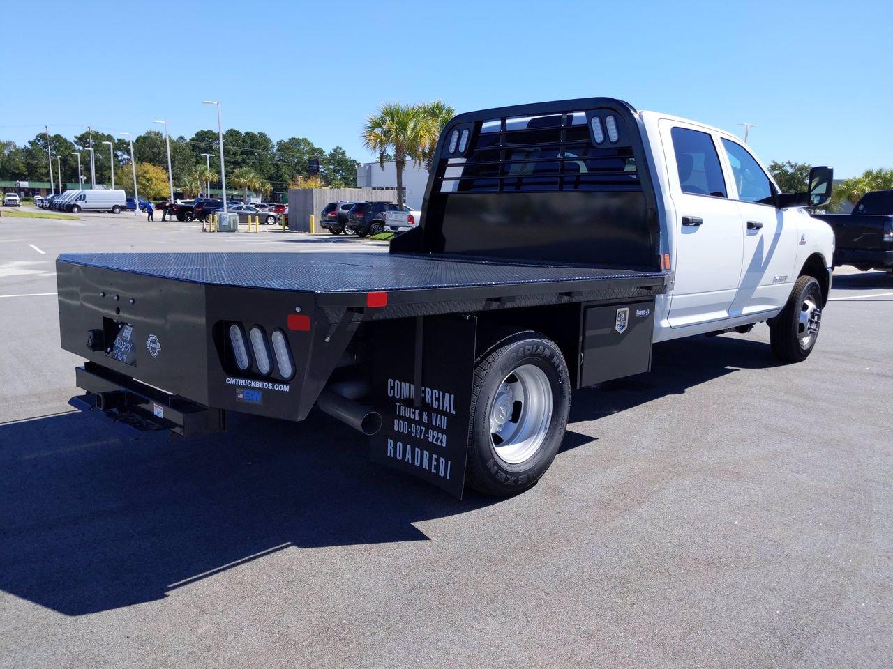 2020 Ram 3500 Crew Cab DRW 4x2, CM Truck Beds Platform Body #CL00112 - photo 1