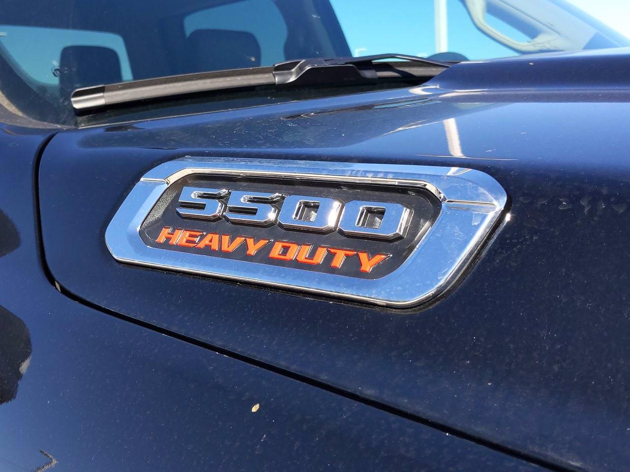 2020 Ram 5500 Crew Cab DRW 4x4, Cab Chassis #CL00174 - photo 16