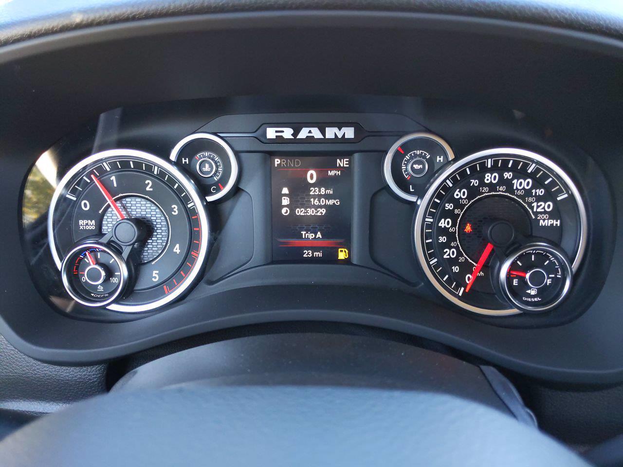 2020 Ram 5500 Crew Cab DRW 4x4, Cab Chassis #CL00174 - photo 35