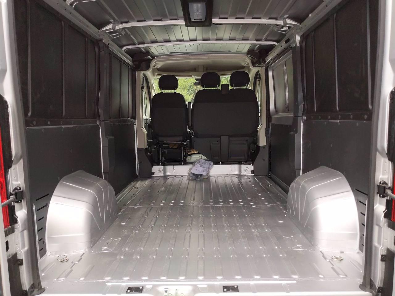 2021 Ram ProMaster 1500 Standard Roof FWD, Empty Cargo Van #CM00000 - photo 1