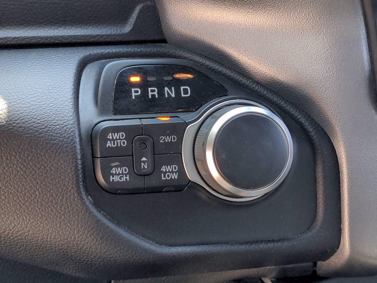 2019 Ram 1500 Quad Cab 4x4, Pickup #M00609A - photo 28