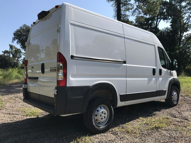 2018 ProMaster 1500 High Roof FWD,  Empty Cargo Van #M180065 - photo 4