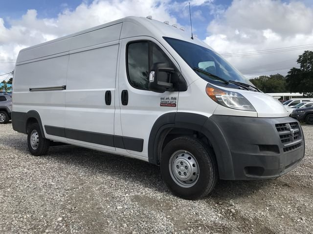 2018 ProMaster 3500 High Roof FWD,  Empty Cargo Van #M180067 - photo 3