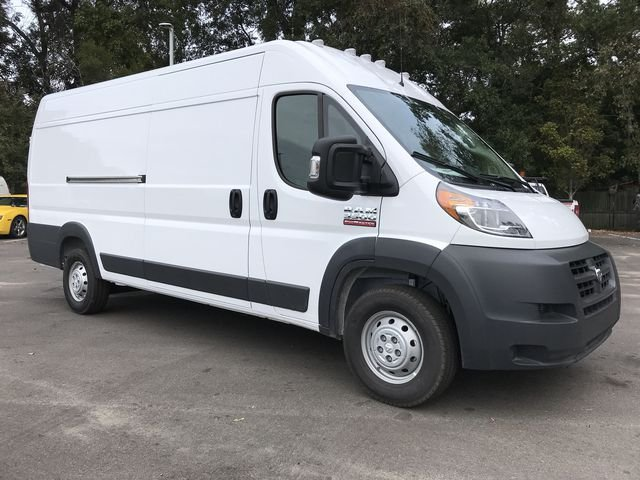 2018 ProMaster 3500 High Roof FWD,  Empty Cargo Van #M180105 - photo 3