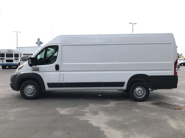2018 ProMaster 3500 High Roof FWD,  Empty Cargo Van #M180105 - photo 8