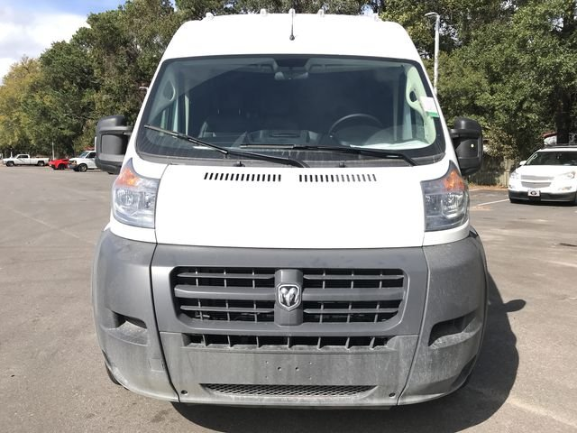 2018 ProMaster 3500 High Roof FWD,  Empty Cargo Van #M180124 - photo 9