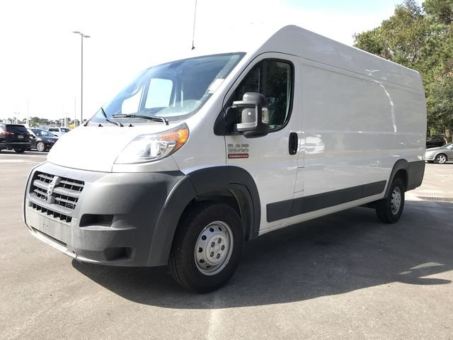 2018 ProMaster 3500 High Roof FWD,  Empty Cargo Van #M180124 - photo 8