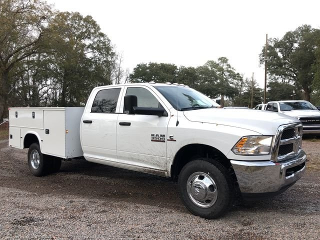 2018 Ram 3500 Crew Cab DRW 4x2,  Knapheide Service Body #M180145 - photo 3