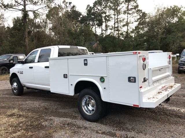 2018 Ram 3500 Crew Cab DRW 4x2,  Knapheide Service Body #M180145 - photo 6