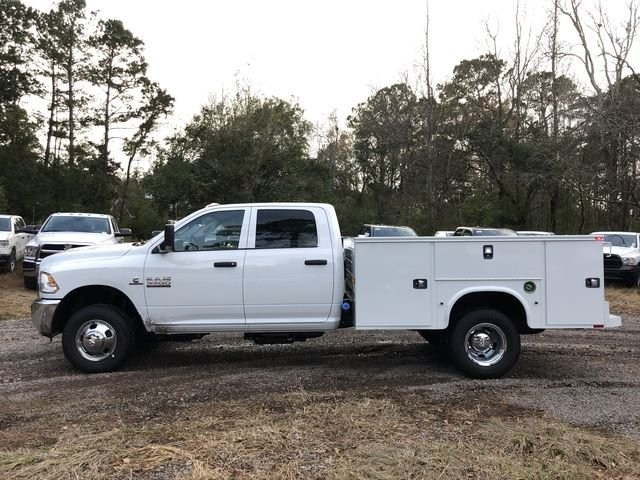 2018 Ram 3500 Crew Cab DRW 4x2,  Knapheide Service Body #M180145 - photo 7