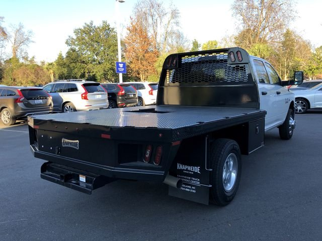 2018 Ram 3500 Crew Cab DRW 4x2,  Platform Body #M180217 - photo 2
