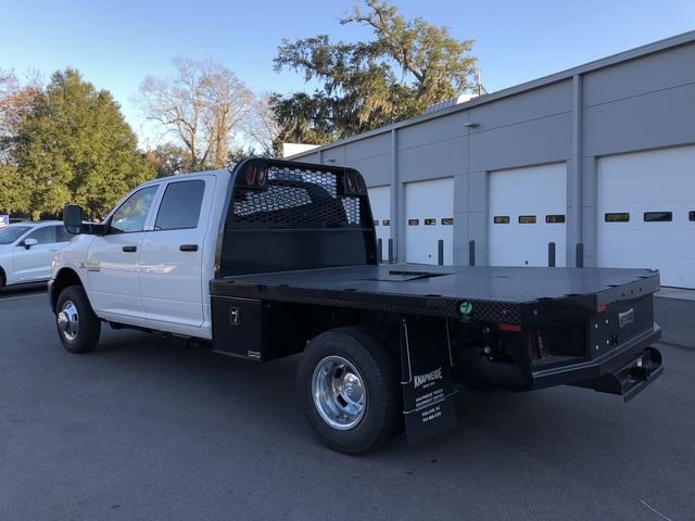 2018 Ram 3500 Crew Cab DRW 4x2,  Platform Body #M180217 - photo 6
