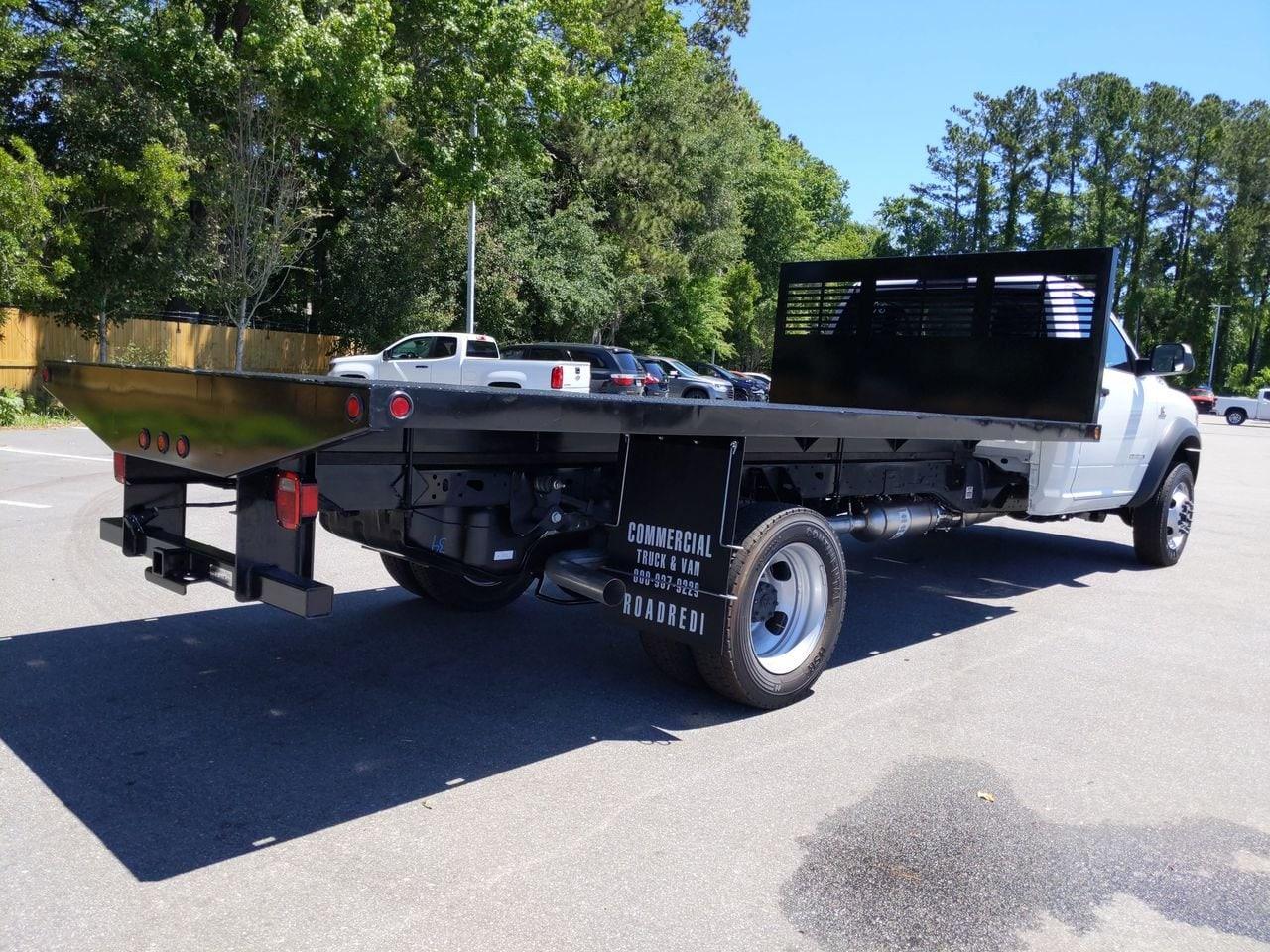 2019 Ram 5500 Regular Cab DRW 4x2, Commercial Truck & Van Equipment Platform Body #M190599 - photo 1