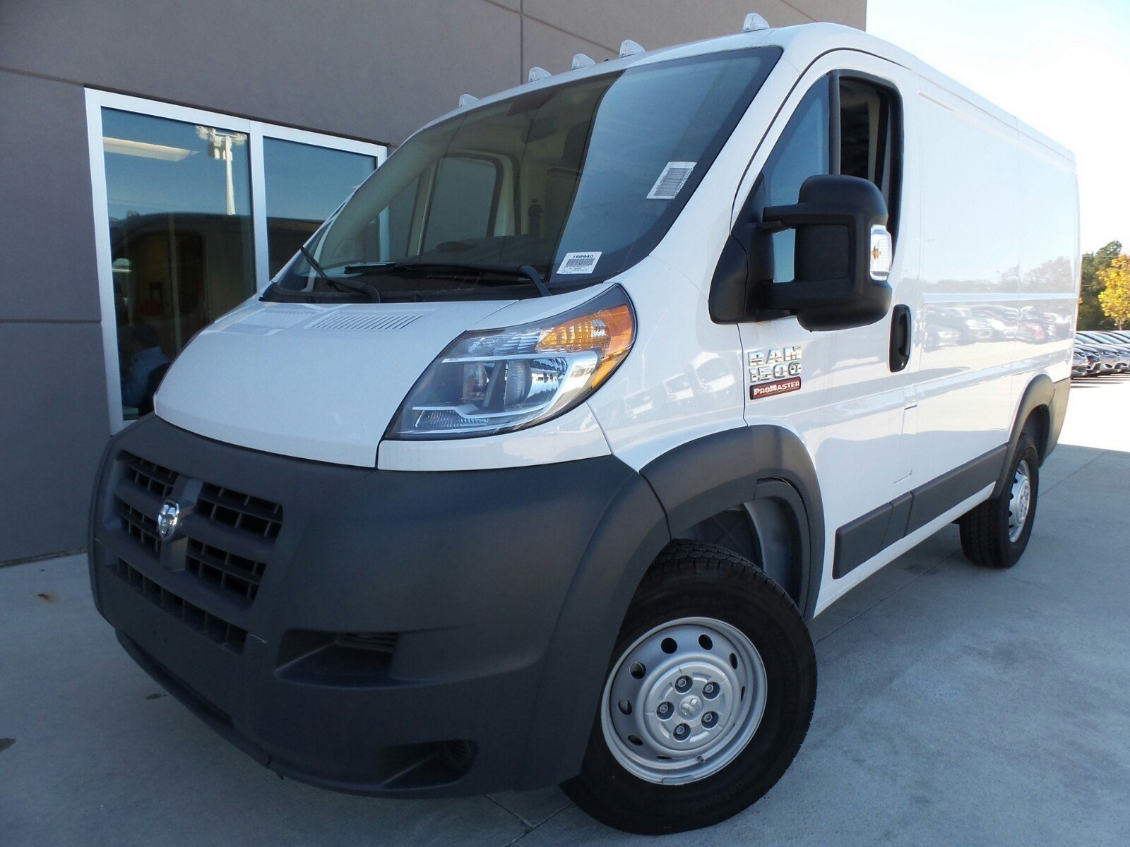 2016 ProMaster 1500 Low Roof,  Empty Cargo Van #S161512 - photo 4