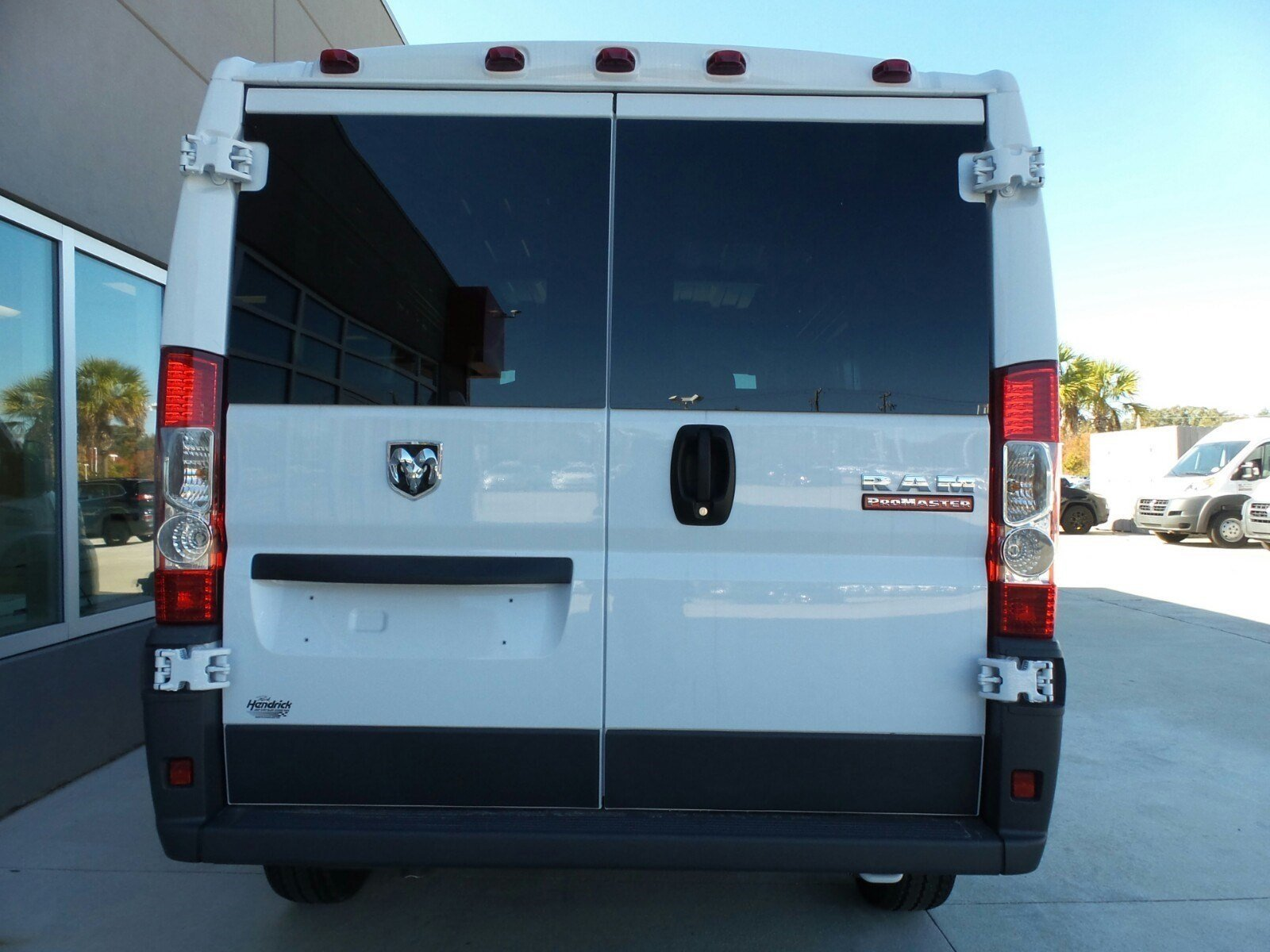 2016 ProMaster 1500 Low Roof,  Empty Cargo Van #S161512 - photo 6