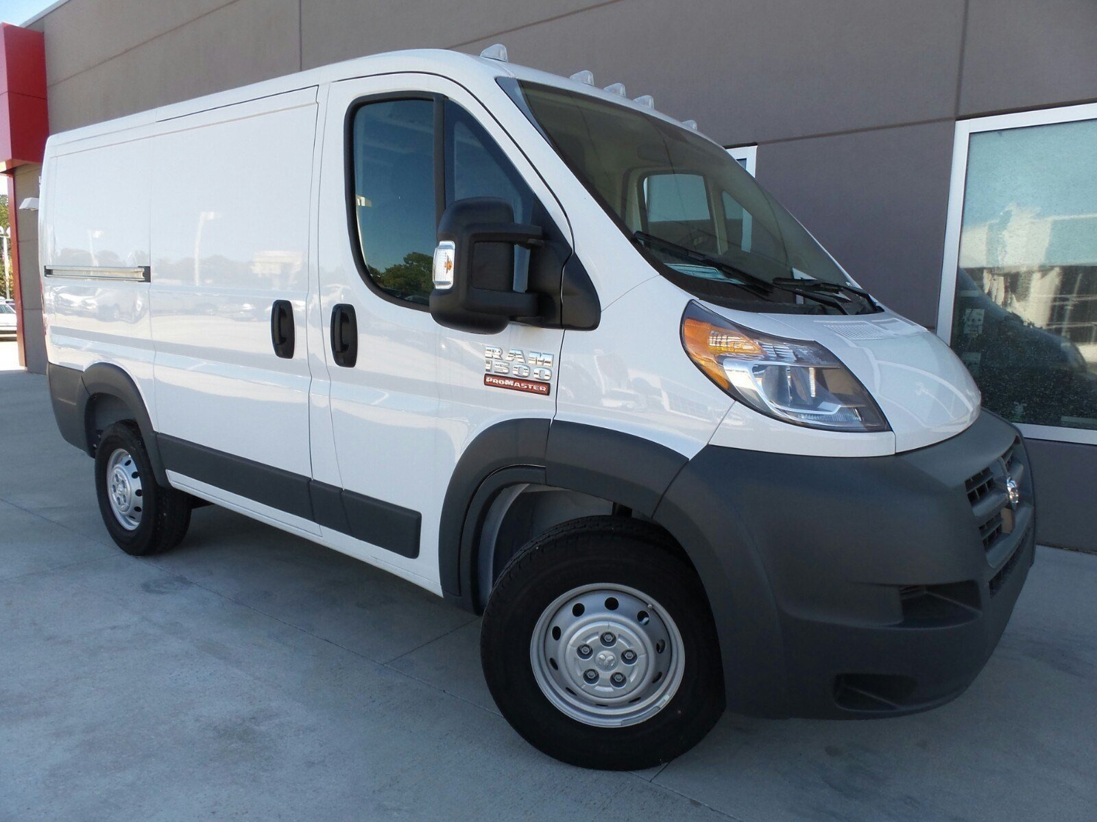 2016 ProMaster 1500 Low Roof,  Empty Cargo Van #S161512 - photo 10