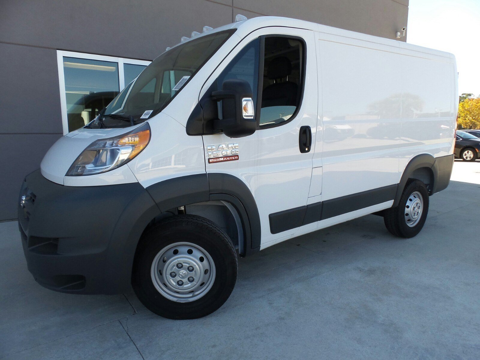 2016 ProMaster 1500 Low Roof,  Empty Cargo Van #S161512 - photo 11