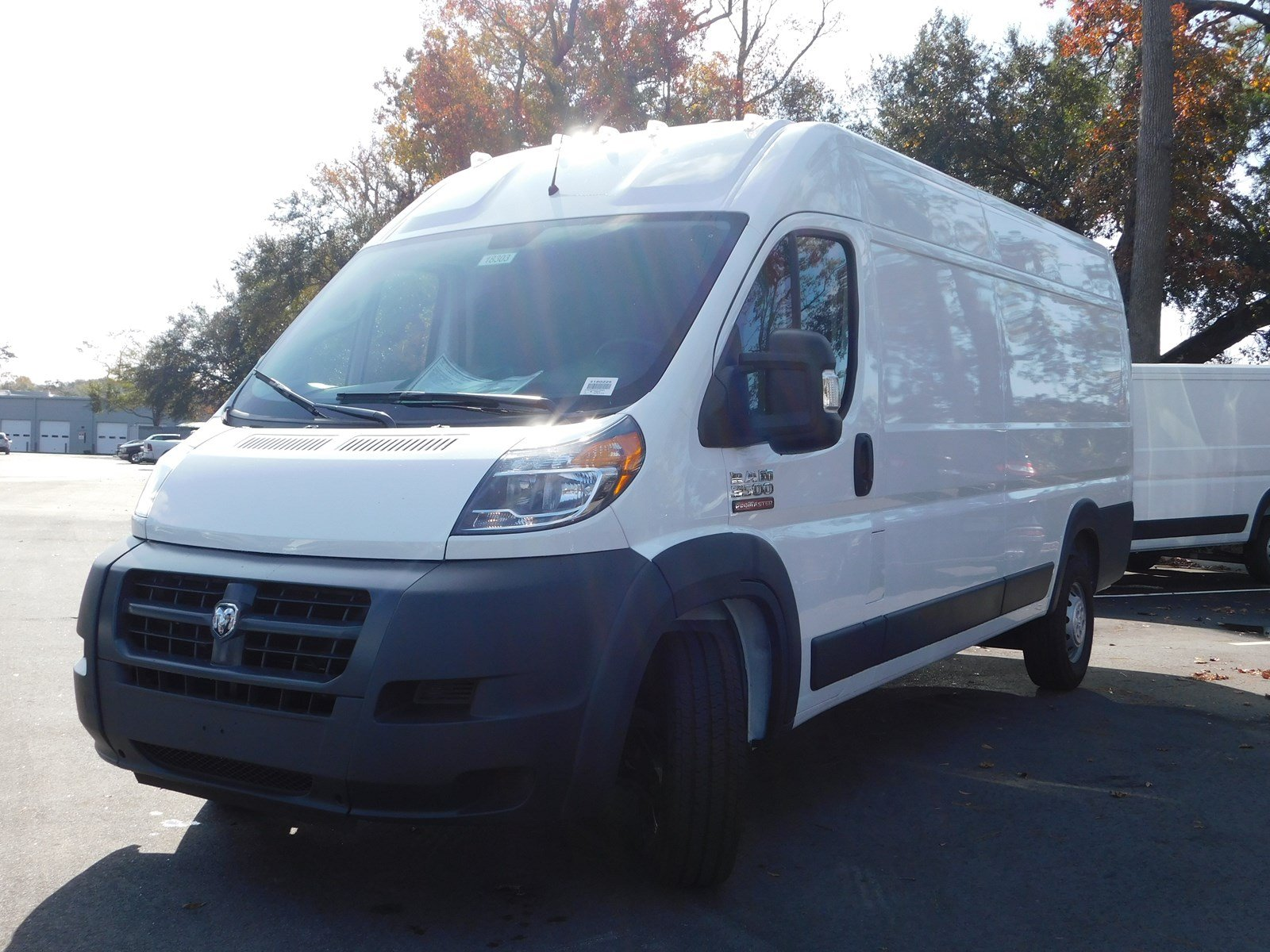2018 ProMaster 3500 High Roof,  Empty Cargo Van #S180225 - photo 5
