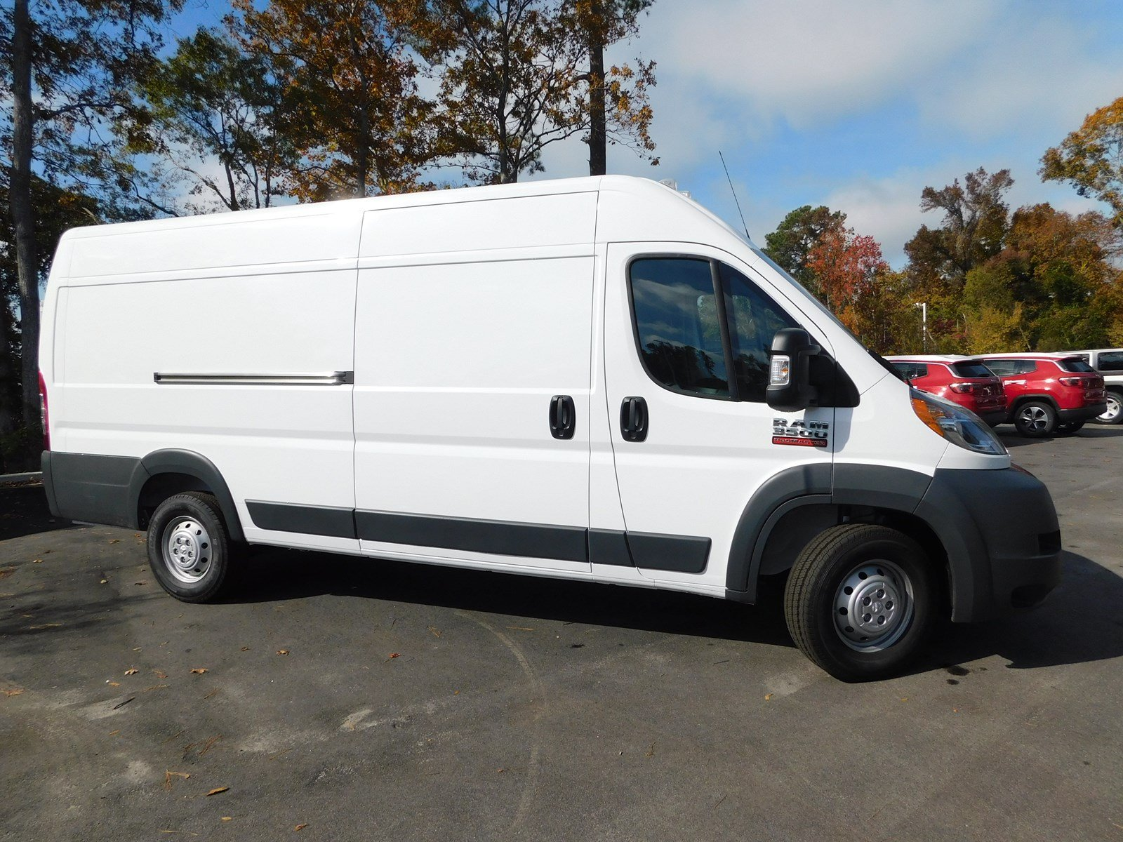 2018 ProMaster 3500 High Roof,  Empty Cargo Van #S180225 - photo 6