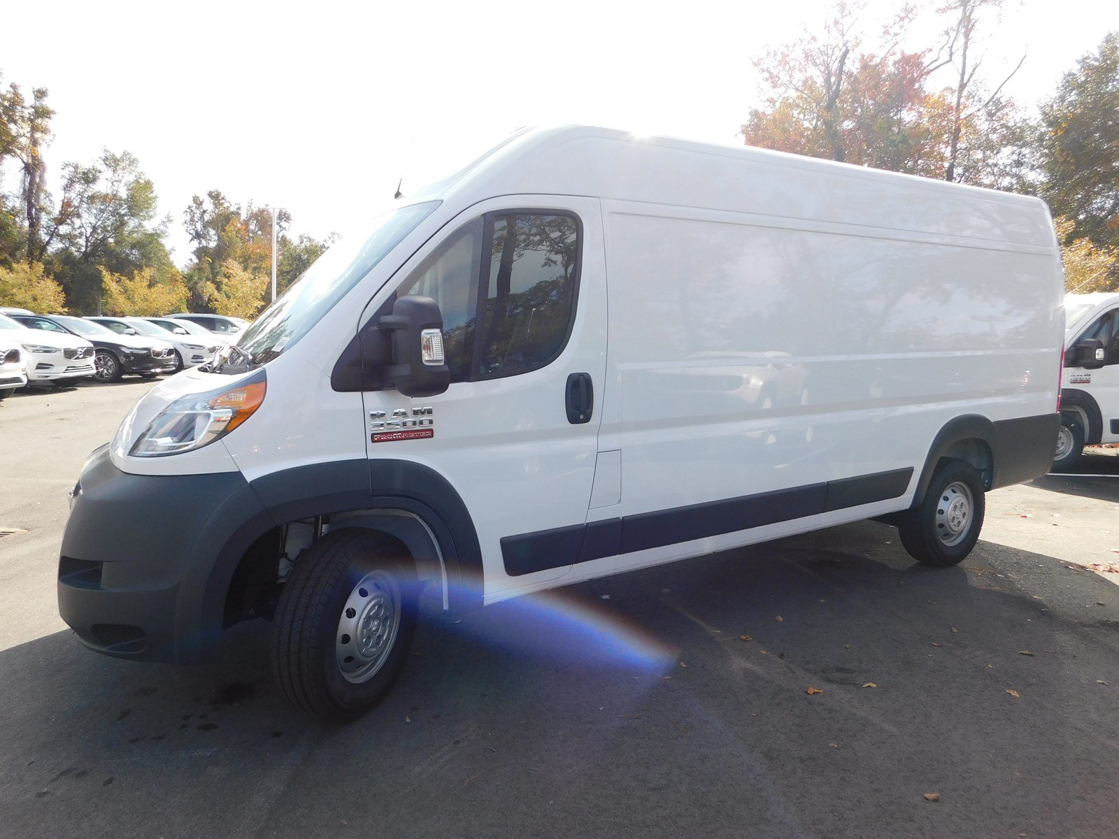 2018 ProMaster 3500 High Roof,  Empty Cargo Van #S180225 - photo 7