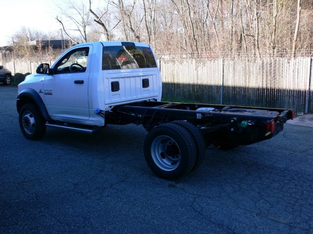 2016 Ram 4500 Regular Cab DRW 4x4, Cab Chassis #16169 - photo 8