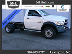 2016 Ram 4500 Regular Cab DRW 4x4, Cab Chassis #16169 - photo 1