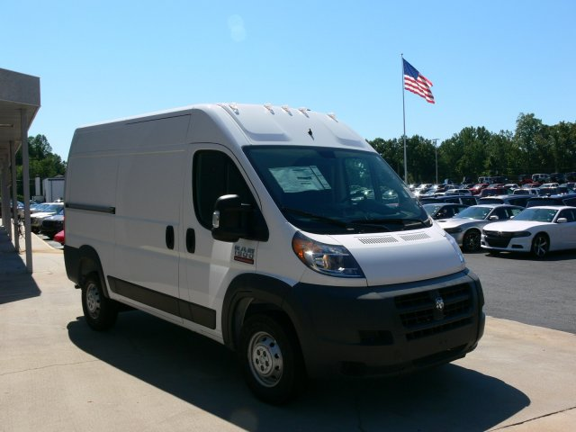 2017 ProMaster 1500 High Roof Cargo Van #17837 - photo 13