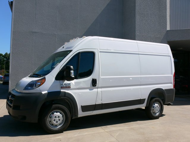 2017 ProMaster 1500 High Roof Cargo Van #17837 - photo 8