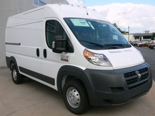 2017 ProMaster 1500 High Roof Cargo Van #17848 - photo 8