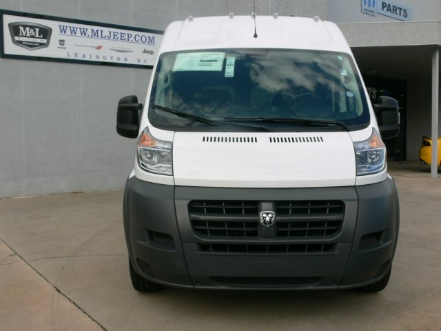 2017 ProMaster 1500 High Roof, Cargo Van #17848 - photo 9