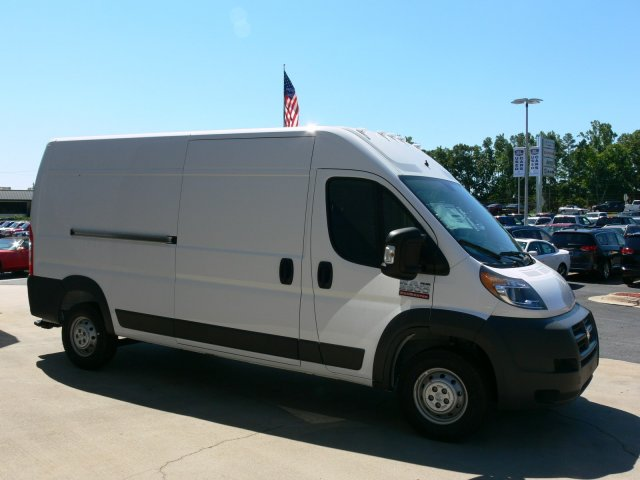 2017 ProMaster 2500 High Roof, Cargo Van #17849 - photo 10