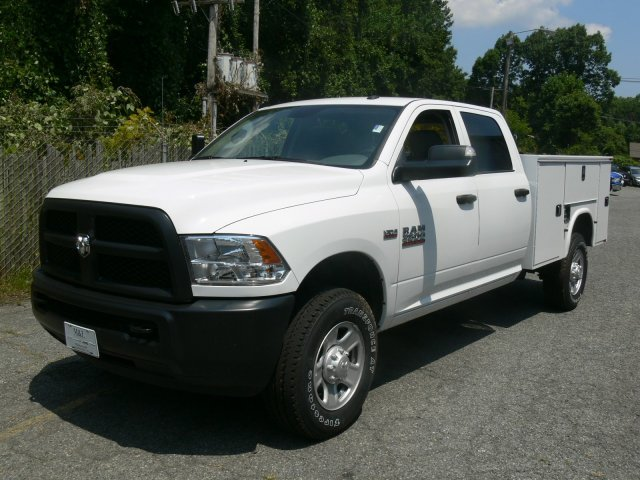 2017 Ram 2500 Crew Cab 4x4, Service Body #17893X - photo 9