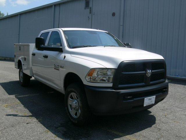 2017 Ram 2500 Crew Cab 4x4, Service Body #17893X - photo 3
