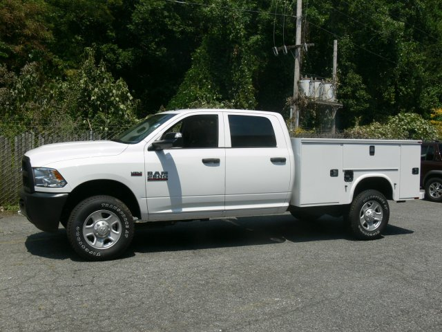 2017 Ram 2500 Crew Cab 4x4, Knapheide Service Body #17893X - photo 8