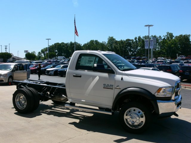2017 Ram 4500 Regular Cab DRW Cab Chassis #17910 - photo 11