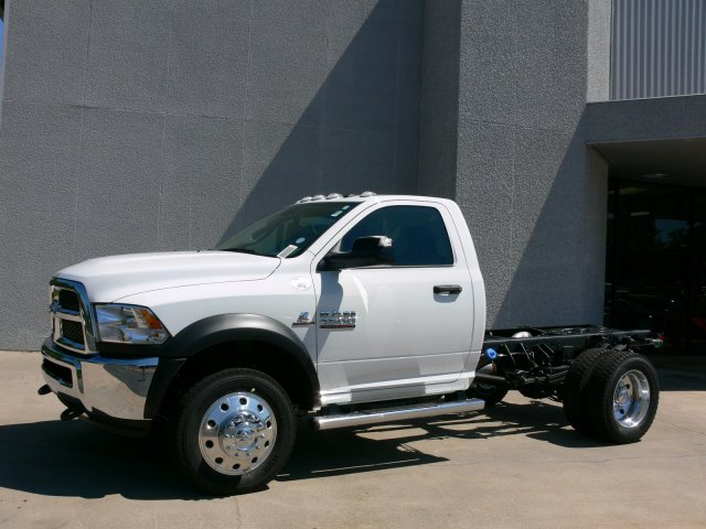 2017 Ram 4500 Regular Cab DRW Cab Chassis #17910 - photo 8