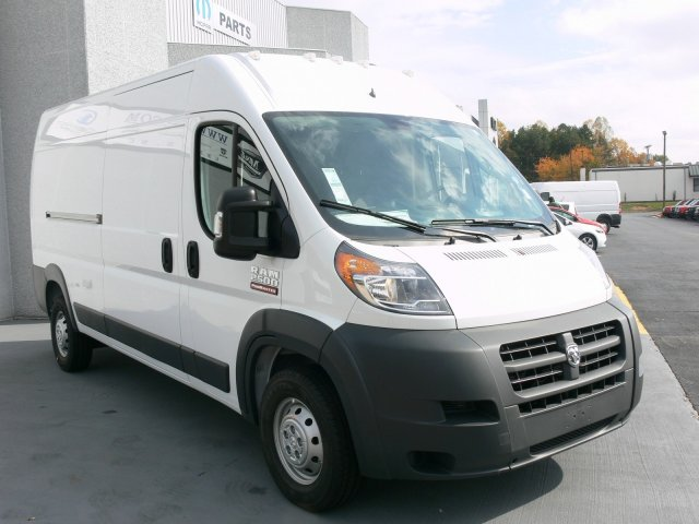 2017 ProMaster 2500 High Roof Cargo Van #17912 - photo 13