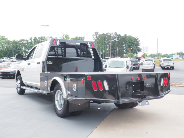 2018 Ram 3500 Crew Cab DRW 4x4,  Carolina Custom Products Platform Body #18015 - photo 16