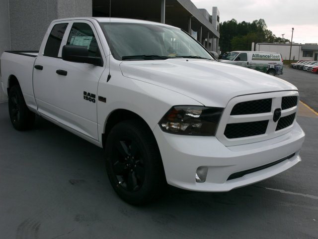 2018 Ram 1500 Quad Cab Pickup #18054 - photo 10