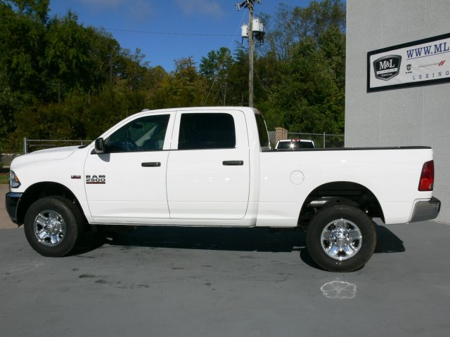 2018 Ram 2500 Crew Cab 4x4 Pickup #18070 - photo 7