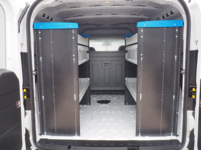 2018 ProMaster City FWD,  Sortimo Upfitted Cargo Van #18368 - photo 2