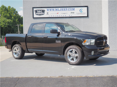 2018 Ram 1500 Crew Cab 4x4,  Pickup #18385 - photo 1