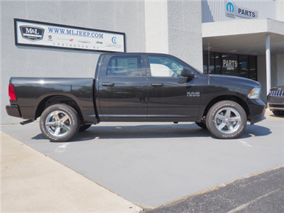 2018 Ram 1500 Crew Cab 4x4,  Pickup #18385 - photo 4
