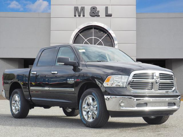 2018 Ram 1500 Crew Cab 4x4,  Pickup #18478 - photo 3