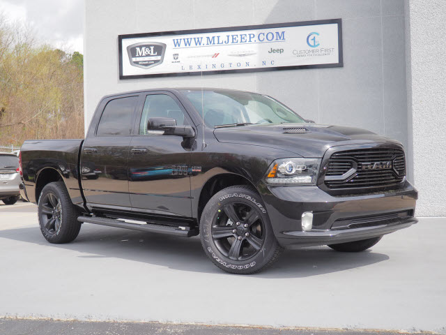 2018 Ram 1500 Crew Cab 4x4,  Pickup #18495 - photo 1