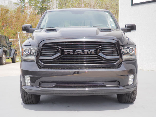 2018 Ram 1500 Crew Cab 4x4,  Pickup #18495 - photo 3